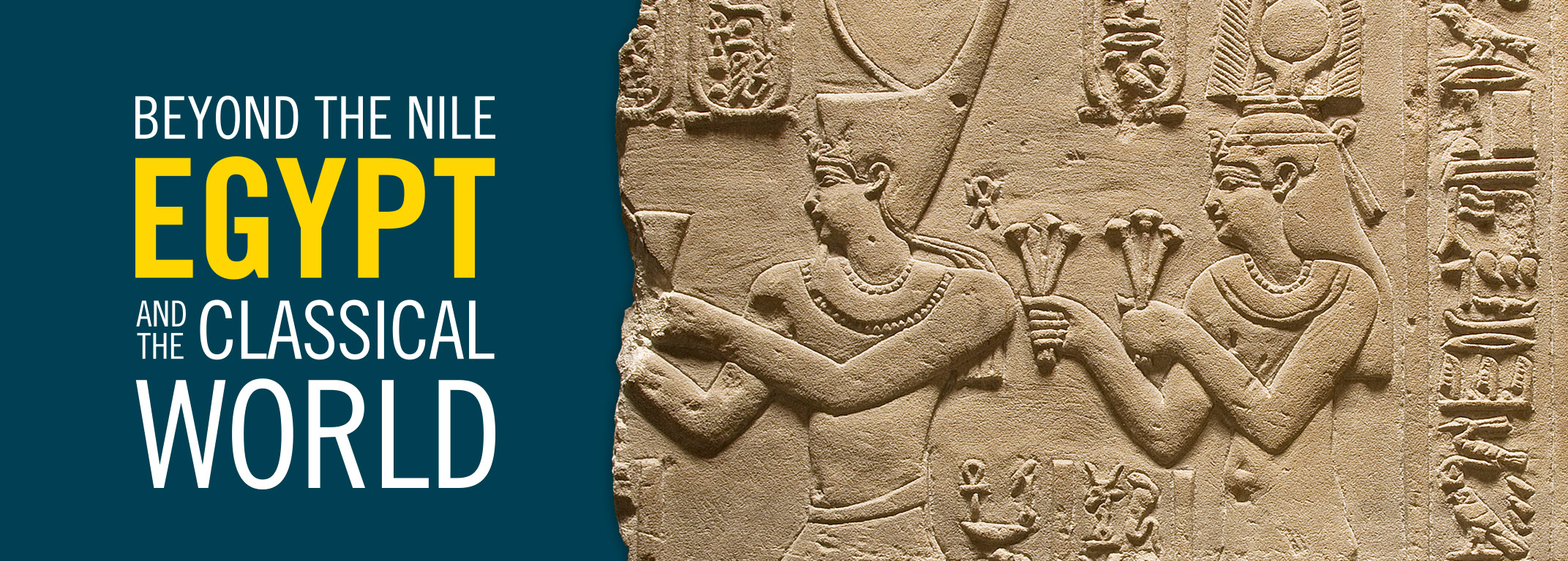 beyond the nile egypt and the classical world