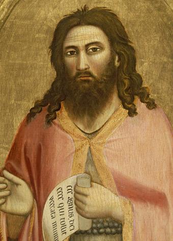 Peruzzi Altarpiece/ Giotto