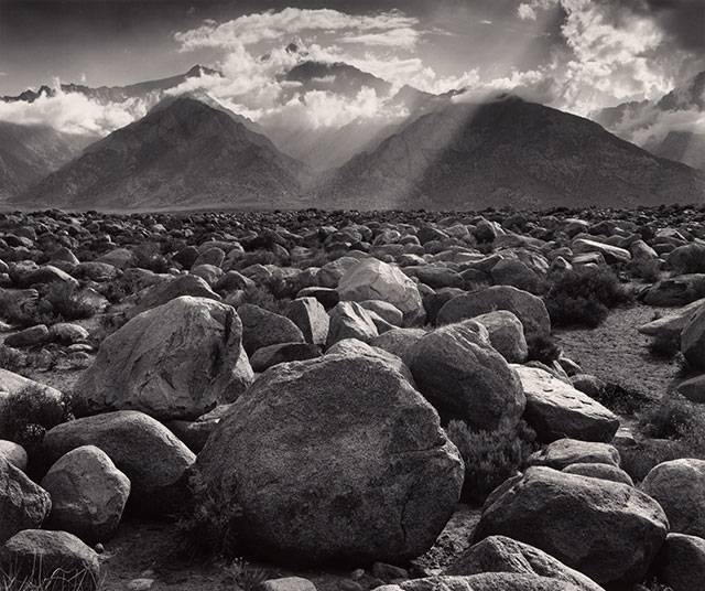 the life and career of ansel easton adams Ansel adams was born on february 20, 1902 in san francisco, california, usa as ansel easton adams he is known for his work on ben casey (1961),.