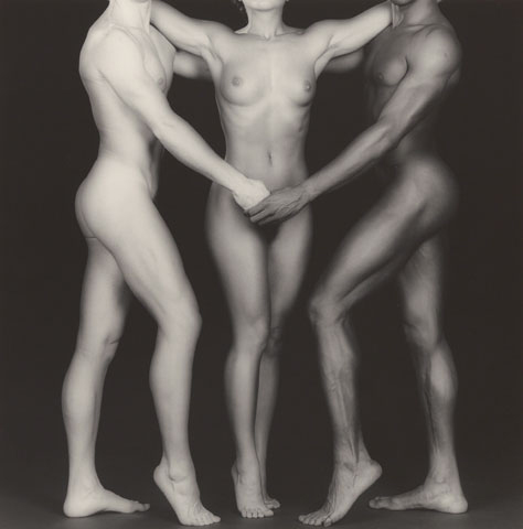 Ken and Lydia and Tyler / Robert Mapplethorpe