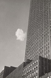 The Lost Cloud, New York / Kertész