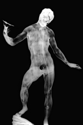 An X-ray of <em>Juggling Man</em>