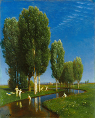 Summer Day / Bocklin