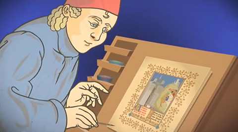 Structure of a Medieval Manuscript video