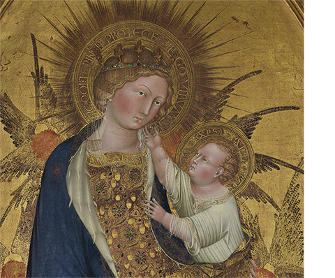 The Shimmer of Gold Giovanni di Paolo in Renaissance Siena  The Getty  Museum