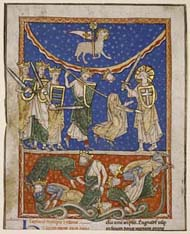 Lambs Defeating the Ten Kings / Unknown
