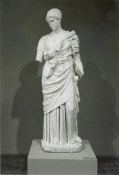 The Hope Hygieia in its de-restored state