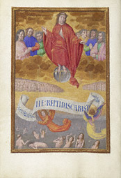 Last Judgment / Master of the Prayer Book of Maximilian
