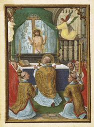 Mass of Saint Gregory / Bening