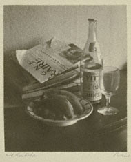 Still Life, Paris / Kertesz