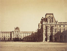Mollien Pavilion, the Louvre