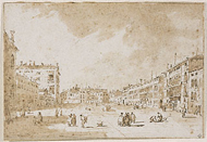 Campo S. Polo / Guardi