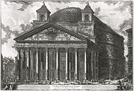 Pantheon / Piranesi