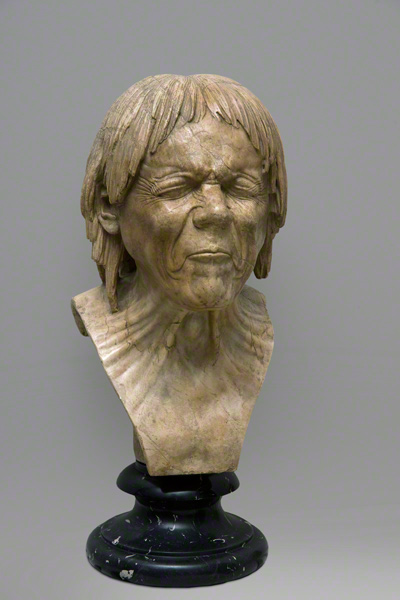 Messerschmidt And Modernity The Character Heads Getty