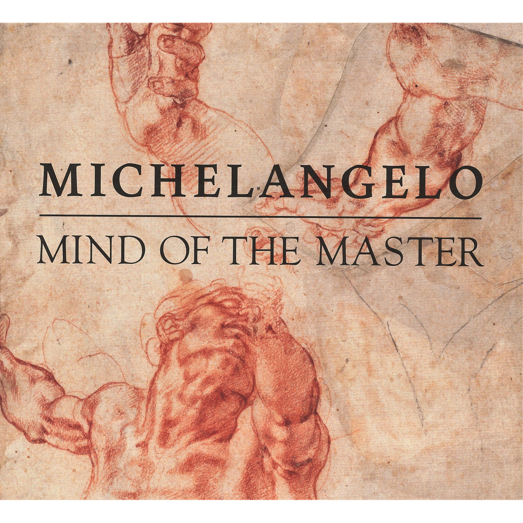 Michelangelo: Mind of the Master book cover