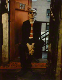 Andy Warhol New York City, Marie Cosindas