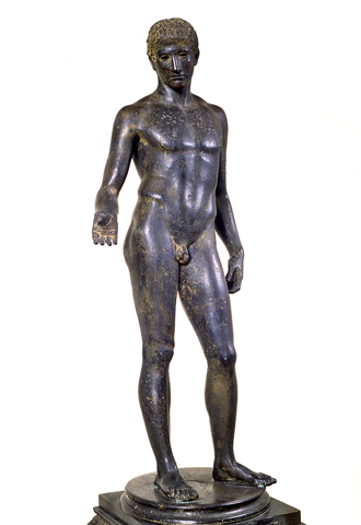 Power And Pathos Bronze Sculpture Of The Hellenistic World