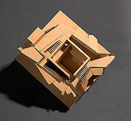 Entry Pavilion Model / Machado and Silvetti