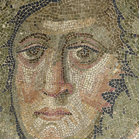 roman mosaics across the empire the getty museum