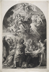 Assumption of the Virgin / Pontius