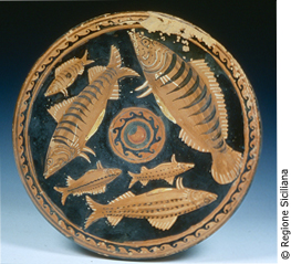 Fish Plate / Unknown