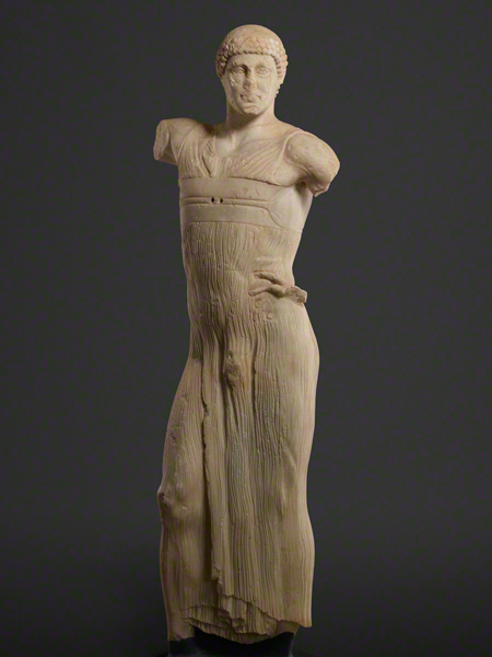 Statue of a Youth (The Mozia Charioteer) / Unknown