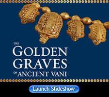 Slideshow: Grave finds from ancient Vani