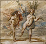 Boeckhorst / Apollo and Daphne