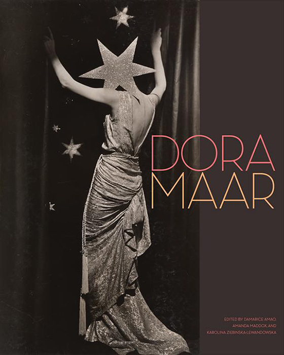 Book cover for Dora Maar