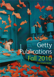Getty Spring Catalog 2010
