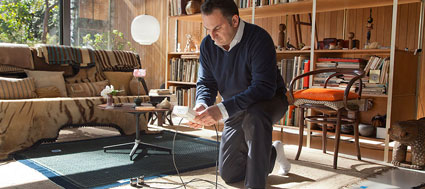 VIDEO: Conserving Eames House