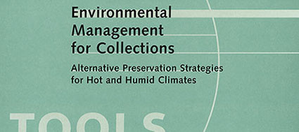 PUBLICATION: Environmental Management for Collections