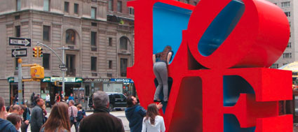 PUBLICATION: Outdoor Painted Sculpture