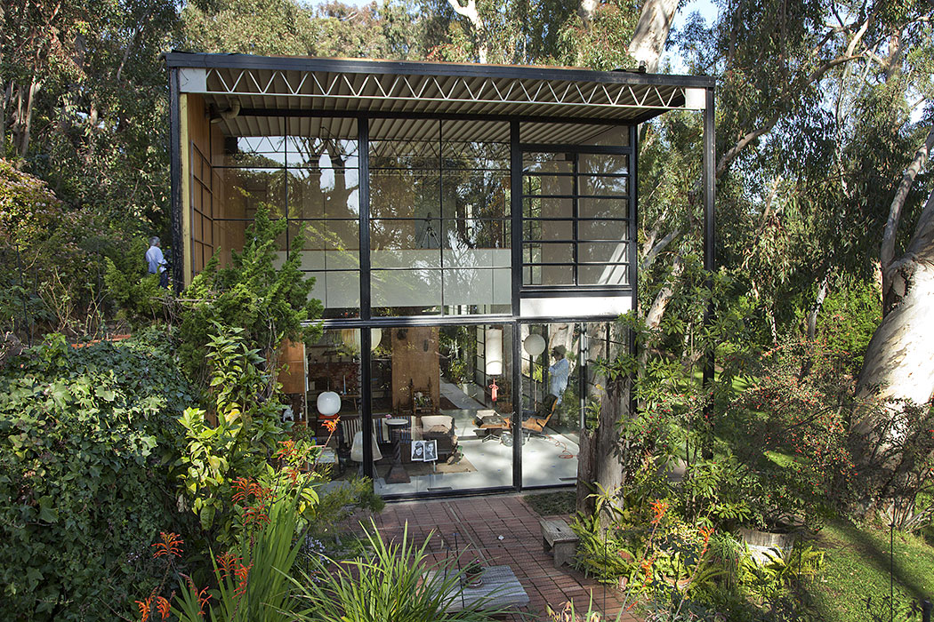 What Is Climate Control >> Eames House Conservation Project