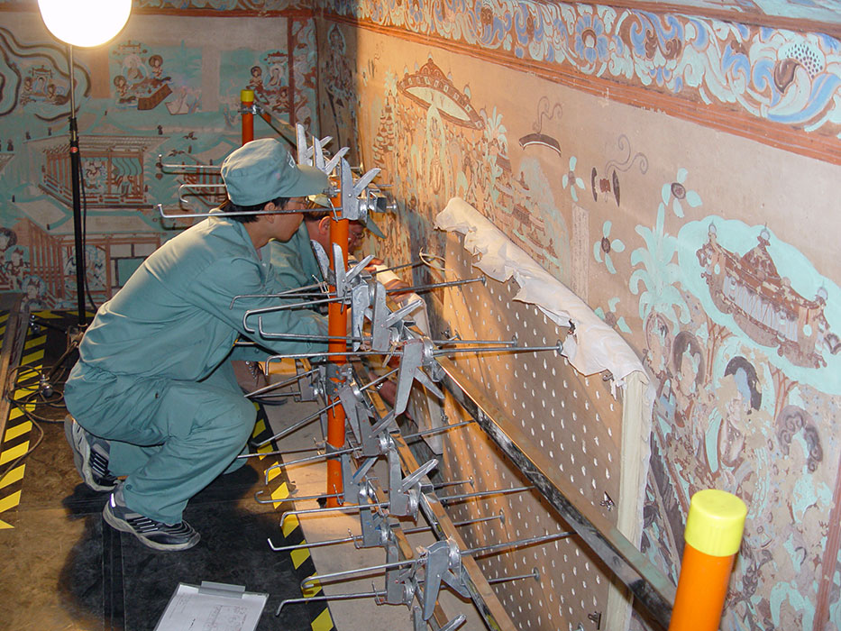 Painting Design On Wall