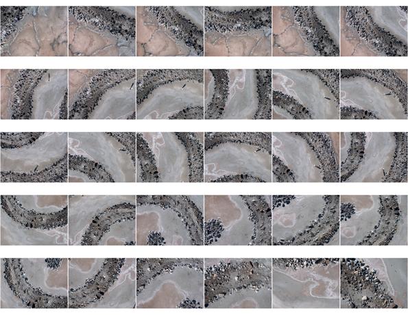Documenting Spiral Jetty (2009)