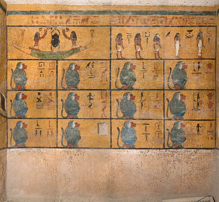 Conservation And Management Of The Tomb Of Tutankhamen