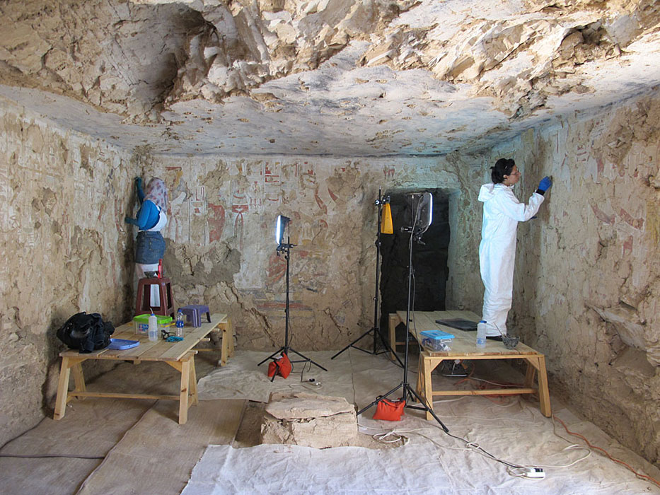 Conservation Of Wall Paintings Amp Site Elements