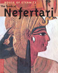book cover House of Eternity: The Tomb of Nefertari