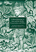 Free PDF Cultural Heritage in Asia