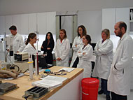 laboratory class on injection grouts