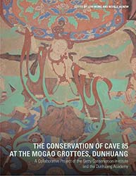 Conservation of Cave 85 at the Mogao Grottoes, Dunhuang