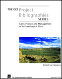 Conservation and Management of Archaeological Sites Bibliography