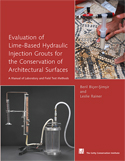 Evaluation of Lime-Based Hydraulic Injection Grouts for the Conservation of Architectural Surfaces