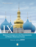Proceedings 9th World Congress of the Organization of World Heritage Cities