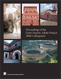 Proceedings of the Getty Seismic Adobe Project 2006 Colloquium