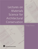 Lectures on Materials Science for Architectural Conservation