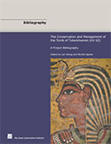 The Conservation and Management of the Tomb of Tutankhamen (KV62)