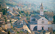 city view photo of  Assisi, Italy