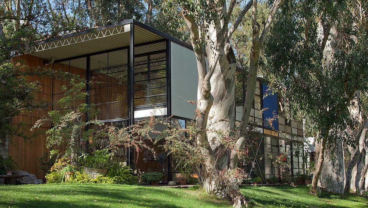 Conserving The Eames House A Case Study In Conservation